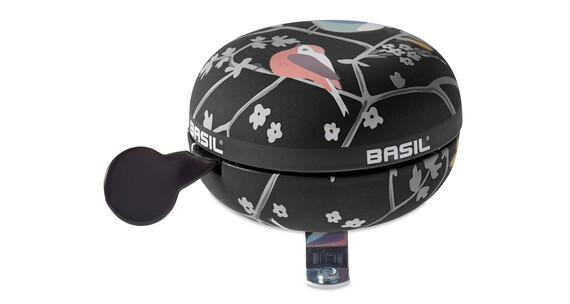 Basil Big Bell Wanderlust Ringeklokke Svart/Fargerik